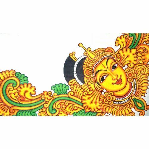 Kerala Mural Painting, म्यूराल पेंटिंग - ART Lines, Ernakulam | ID:  16010569733