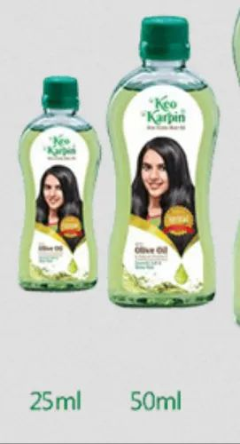 Natural Keo Karpin Non Sticky Hair Oil 200ml And 100ml Id 21065858791