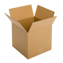 Brown Cardboard Carton Packaging Box