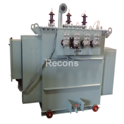 Dry Type Transformer with OLTC