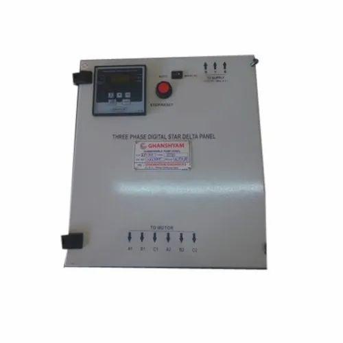 Ghanshyam Electric Single Phase Digital Sub Panel