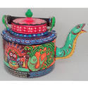Hand Painted Decorative Kettles