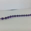 Natural African Amethyst Straight Drill Drops Faceted Beads