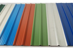 Color Coated Industrial Roofing Sheet