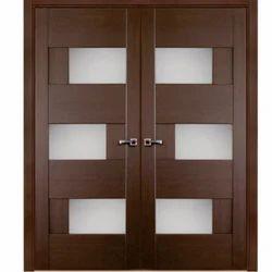 Solid Wood Designer Main Door, 10 to 20 mm