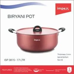 Biryani Pot 17 LTR (ISP 3815)