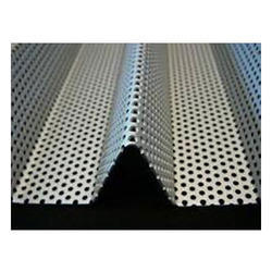 Interior Perforated Steel Sheets