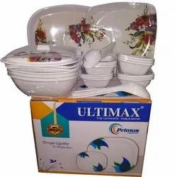 Primus Square Melamine Dinner Set