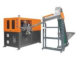 2 Cavity Fully Automatic PET Blowing Machine, 12 Kw