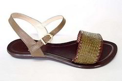 Leather Ladies Sandal