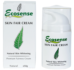 Ecosense Skin Fair Cream - Natural Skin Whitening. Premium Fairness, Type Of Packaging: Box, Packaging Size: 50 Gms