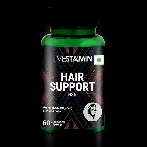 Hair Support Capsules Hair Growth Vitamins Skin Nail Care