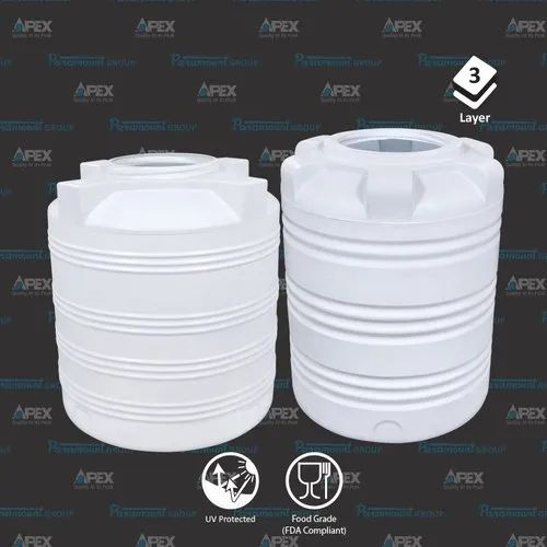 Apex 3 Layer Water Tanks