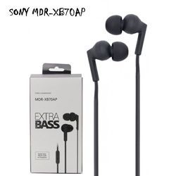 Sony MDR-XB70AP In-Ear Extra Bass Headphones with Mic