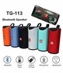 Esyexpress Online 2.1 TG113 Super Bass Splash Proof Wireless Bluetooth Speaker, 12 V