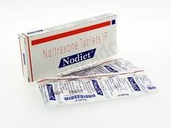 50 mg Naltrexone Tablets IP