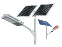 Solar PV All-in-One AIO LED Street Light
