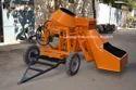 Hydraulic Jack Concrete Mixer