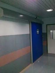 Sliding Theater Door, Size/Dimension: 1500 x 2100 mm
