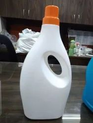 Liquid Detergent Plastic Bottle