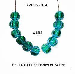 Lampwork Fancy Glass Beads - YVFLB-124