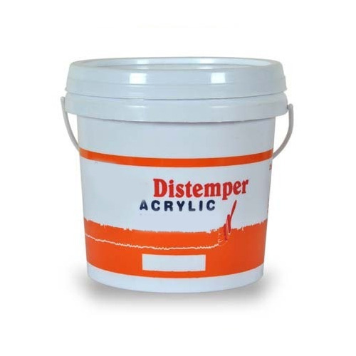 Shell White Acrylic Distemper Paint