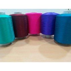 110 Denier Bright Polyester Dyed Yarn