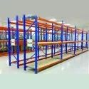 Mild Steel Storage Racks Heavy Duty Rack, Storage Capacity: 500 - 3500 Kg, For Warehouse