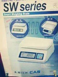 Fully ABS Body Weighing Scale