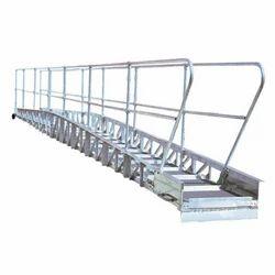 Marine Aluminium Gangway Ladder