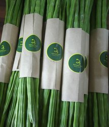 Tamil Nadu Green FRESH Drumstick, Pesticide Free (for Raw Products), Packaging Size: 10 Kg