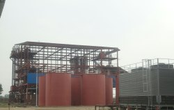 Cooking Oil Refinery Plant