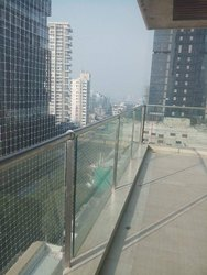 HDPE Anti Bird Balcony Net