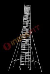 Narrow Aluminum Scaffold Tower