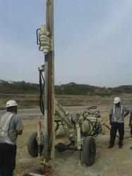 Wagon Skid Mounted Drilling Rig