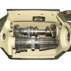 SS Gearbox Assembly