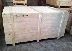 Machinery Wooden Box