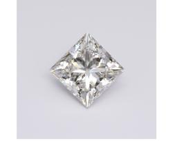 Princess Cut CVD Lab Grown Diamond