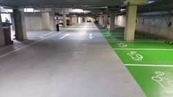 Parking Deck Flooring Services