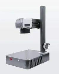 Fiber Laser Metal Marking System