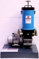 Multi-line Grease Lubricator (Combine Motor and Gear Box)