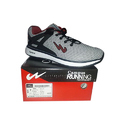 Campus Gray Jogging Shoes, Size: 7