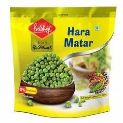 Prabhuji Haldiram. Namkeen. Haldiram Hara Matar, Packaging Size: 200 Gm