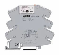 Wago Slim Relay Module and Optocoupler