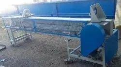 Semi Autometic 3 Phase Bamboo splitter machine, Size: 11 Feet