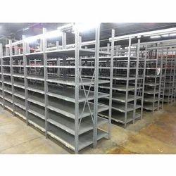 Steel Warehouse Racks