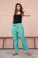 Linen Slub Pants