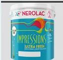 Nerolac Paint Impression Ultra Fresh Paint