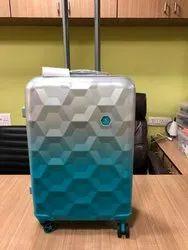 Fiber Trolley Suitcase