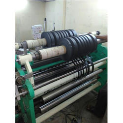 HDPE Slitting Rewinder Machine